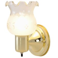 <strong>AF Lighting</strong> 1 Light Wall Sconce