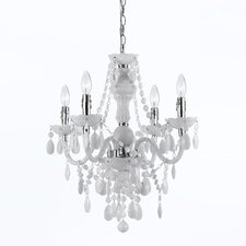 Elements 4 Light Mini Chandelier