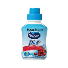 Ocean Spray Diet Cranberry Raspberry Juice Mix (Set of 4)