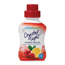 Crystal Light Raspberry Lemonade Soda Mix (Set of 4)