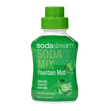 Fountain Mist SodaMix (Set of 4)