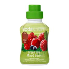 Green Tea Mixed Berries Soda Mix (4 Pack)