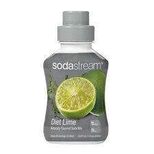 Diet Lime Soda Mix (Set of 4)