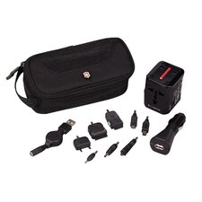 <strong>Victorinox Travel Gear</strong> Lifestyle Accessories 3.0 All-in-One Charger Set