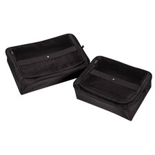 Lifestyle Accessories 3.0 Packing Cube Set in Black