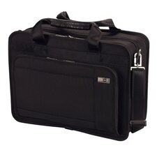 "Architecture® 3.0 Monticello 15.6"" Laptop Brief in Black"