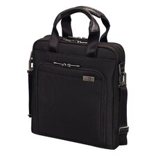 Architecture® 3.0 Eiffel Vertical Laptop Brief in Black