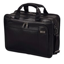 Architecture® 3.0 Monticello Leather Laptop Briefcase