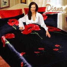 Diana 6 Piece Duvet Cover Set