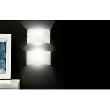 <strong>Murano Luce</strong> Slim 1 Light Wall Sconce