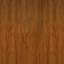 "Natural Bamboo Exotiques 5-5/8"" Engineered Strand Woven Bamboo Flooring in Spice"