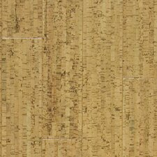 "Almada Marcas 4-1/8"" Engineered Locking Cork Flooring in Claro"