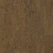 "Almada Nevoa 4-1/8"" Engineered Locking Cork Flooring in Coco"