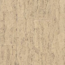 "Almada 4-1/8"" Engineered Locking Cork Flooring in Tira Areia"