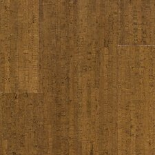 "<strong>US Floors</strong> Almada Marcas 4-1/8"" Engineered Locking Cork Flooring in Coco"