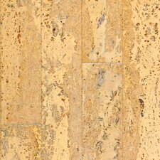 "Almada Nevoa 4-1/8"" Engineered Locking Cork Flooring in Natural"
