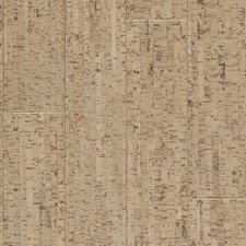 "Almada Marcas 4-1/8"" Engineered Locking Cork Flooring in Areia"