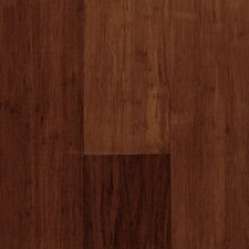 "<strong>US Floors</strong> Natural Bamboo Expressions 5-1/4"" Solid Locking Strand Woven Bamboo Flooring in Acorn"
