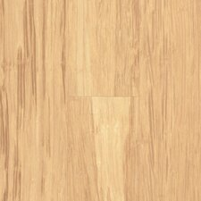 "Natural Bamboo Expressions 5-1/4"" Solid Locking Strand Woven Bamboo Flooring in Cotton"