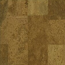 "EcoCork 11-5/8"" Locking Engineered Floating Cork Flooring in Pedras"
