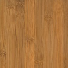 "Glueless Locking 5-1/4"" Engineered Bamboo Flooring in Horizontal Spice"