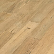 "Navarre 7-1/2"" Smooth Rustic Engineered Oak Flooring in Montauban"