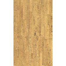 "<strong>US Floors</strong> Natural Cork New Earth Volare 4-1/8"" Engineered Locking Cork Flooring in Natural"