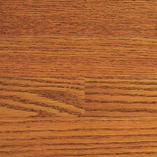 "<strong>Columbia Flooring</strong> Beacon 3"" Engineered Red Oak Flooring in Barrel"