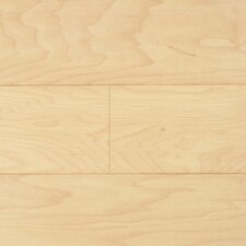"<strong>Columbia Flooring</strong> Wilson 3"" Engineered Hardwood Maple Flooring in Natural"