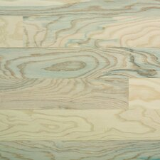 "Silverton 5"" Solid Hardwood Ash Flooring in Snow Cap"