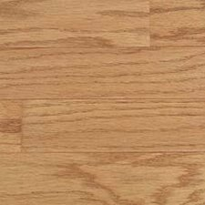 "Harrison 3"" Engineered Hardwood Red Oak Flooring in Wheat"