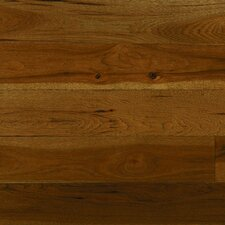 "Monroe 3-1/4"" Solid Hardwood Hickory Flooring in Taupe"