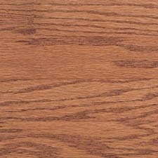 "Harrison 5"" Engineered Hardwood Red Oak Flooring in Cider"
