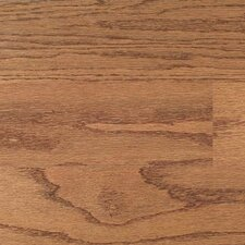 "Harrison 5"" Engineered Hardwood Red Oak Flooring in Cocoa"