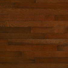 "Monroe 3-1/4"" Solid Hardwood Hickory Flooring in Mocha"