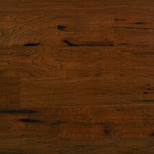 "Silverton 5"" Solid Hardwood Hickory Flooring in Morning Tea"