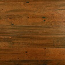 "Silverton 5"" Solid Hardwood Hickory Flooring in Saddle Back"