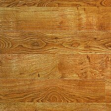 <strong>Columbia Flooring</strong> Traditional Clicette 7mm Oak Laminate in Washington Oak Harvest