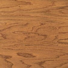 "Harrison 5"" Engineered Hardwood Red Oak Flooring in Honey"