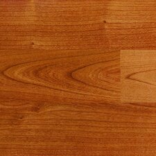 Traditional Clicette 7mm Cherry Laminate in Maryland Cherry Burgundy