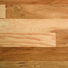 "Silverton 5"" Engineered Hardwood Hickory Flooring in Sunset"