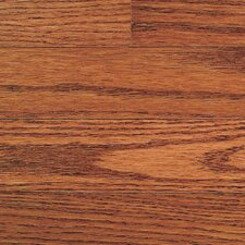 "Thornton 2-1/4"" Solid Hardwood Red Oak Flooring in Cider"