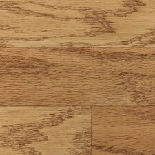 "Livingston 5"" Engineered Hardwood Red Oak Flooring in Wheat"