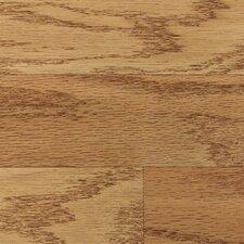 "Livingston 5"" Engineered Hardwood Red Oak Flooring in Wheat"