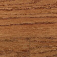 "Livingston 5"" Engineered Hardwood Red Oak Flooring in Cider"