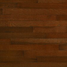 "Monroe 5"" Solid Hardwood Hickory Flooring in Mocha"