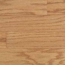 "Harrison 5"" Engineered Hardwood Red Oak Flooring in Wheat"