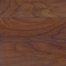 "Intuition with Uniclic 4"" Engineered Hardwood Walnut Flooring in Natural"