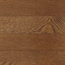 "Washington 2-1/4"" Solid Hardwood Oak Flooring in Java"