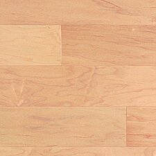 "Intuition with Uniclic 4"" Engineered Hardwood Maple Flooring in Natural"